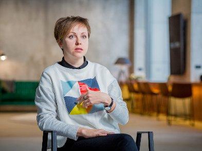 Олександра Альхімович, Luxoft: «Якщо ти чітко знаєш, чого саме хочеш, то всі зірки допомагатимуть»