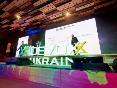Как сделать в Украине конференцию, от которой в восторге спикеры из Google и IBM. Опыт Devoxx