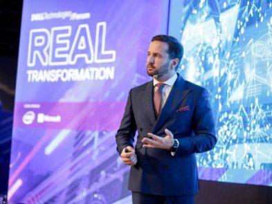 """Интервью с Dell: о потенциале Украины, перспективах """"государства в смартфоне"""" и Польше"""