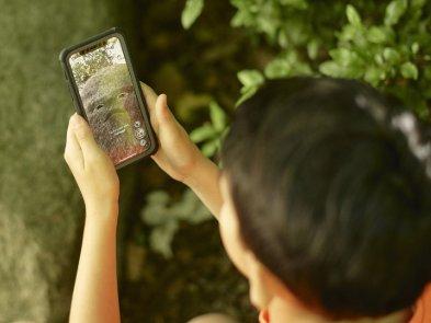 С помощью нового приложения, дети могут высказать свое мнения по поводу будущего планеты