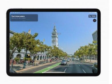 Що нового у Apple Maps
