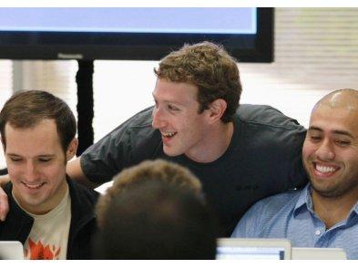Сколько Facebook платит Цукербергу, разработчикам и менеджерам
