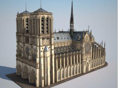 Как технологии спасают архитектурные памятники в Украине и мире