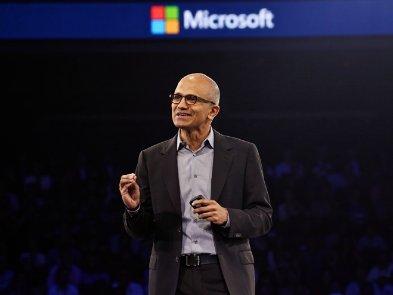 Генеральный директор Microsoft Сатья Наделла дал блестящий урок истинно современного лидерства
