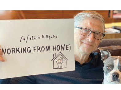 Білл Гейтс відповів на 31 питання про коронавірус