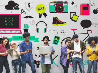 Женщины поколения Z могут преодолеть гендерный разрыв в технологиях
