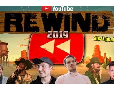 YouTube Rewind 2019: хто став популярним в Україні та світі