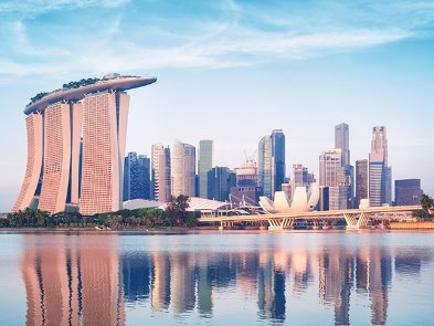 Як виїхати в Сінгапур і отримати місцевий паспорт