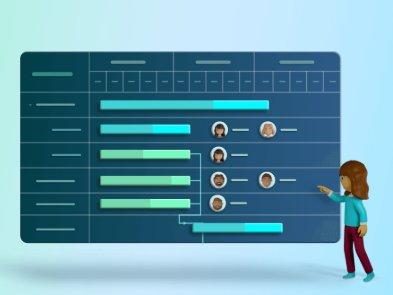 Инструменты для построения диаграммы Ганта