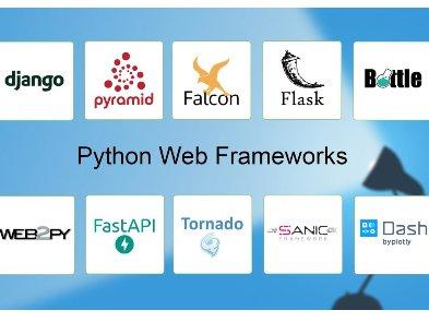 Лучшие 19 фреймворков Python