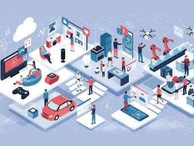 Популярные типы устройств IoT