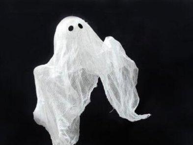 Подборка интересных анимаций для сайта с привидениями. Часть 2