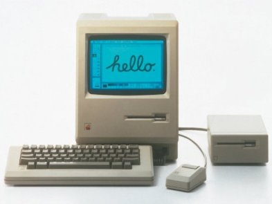 Легендарному Macintosh – 36 років : історія створення прабатька MacBook
