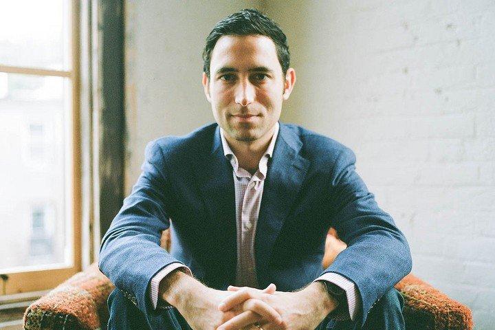 Скотт Белски, основатель Behance