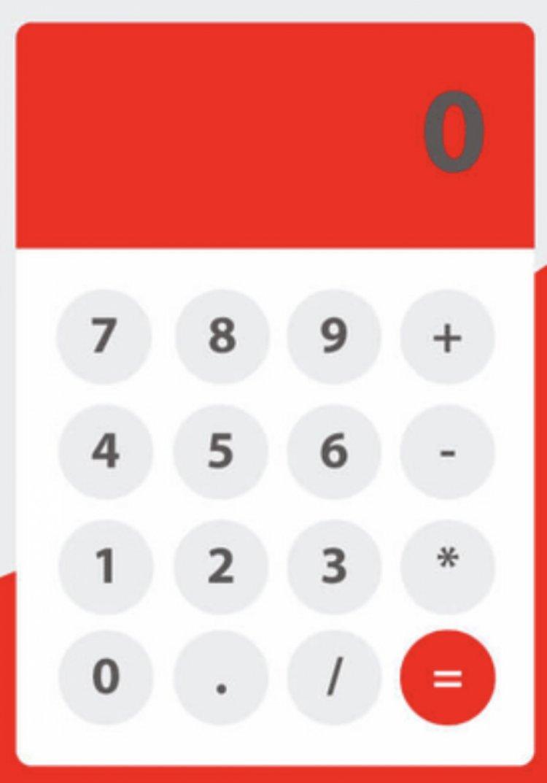 Калькулятор Javascript