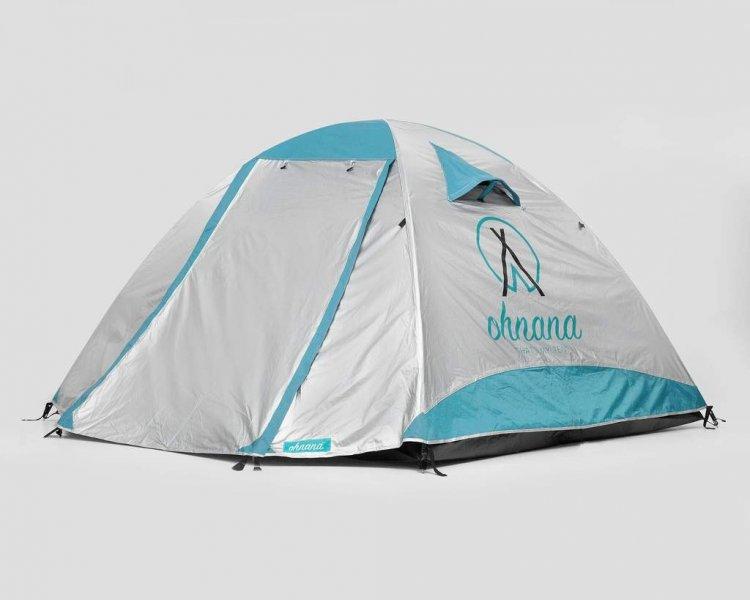 Палатка с вентилятором и освещением Ohnana