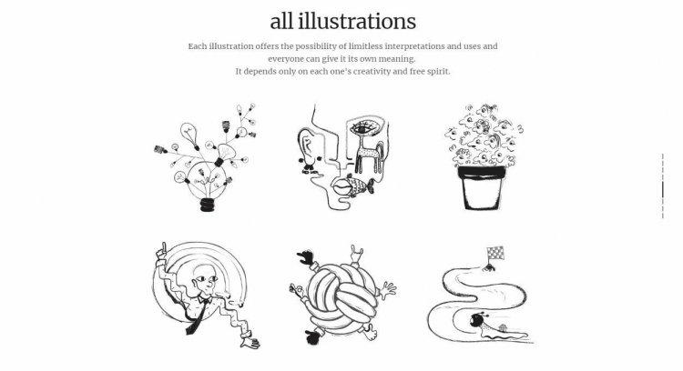 25 сайтів з якісними ілюстраціями