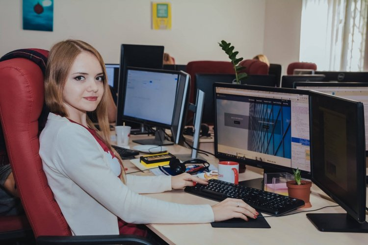 Анастасия Крекотень, WordPress-разработчица в Beetroot