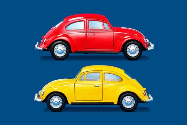 Volkswagen Beetle, 1938 рік