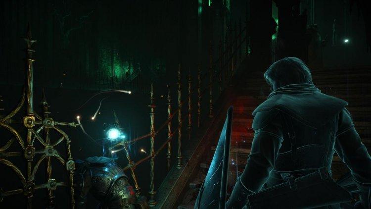 мрачные локации Башни Латрии в ремейке Demon's Souls / скриншот