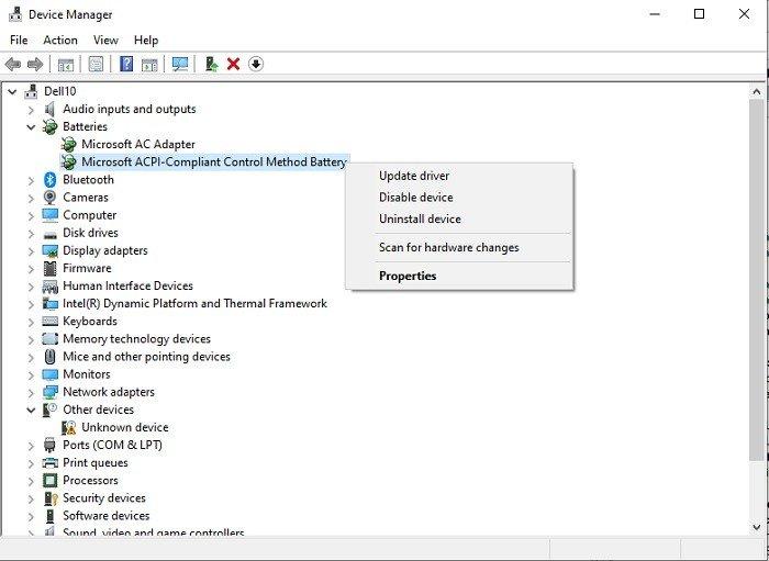 Ноутбук підключений, але не заряджається: як виправити збій Windows
