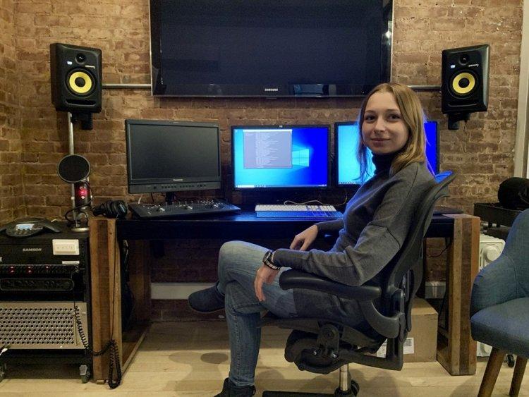 Українська дизайнерка — про переїзд і роботу у СШАУкраїнська дизайнерка — про переїзд і роботу у США