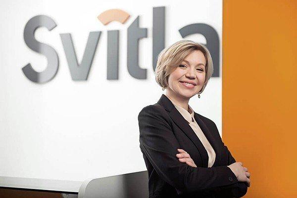 Генеральный директор и основатель Svitla Systems, вошла в список «Лидер трансформации года в номинации «Женщины в IT»»