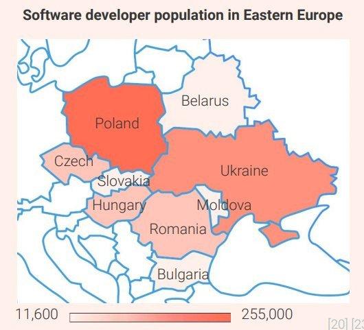 Украина и соседние страны