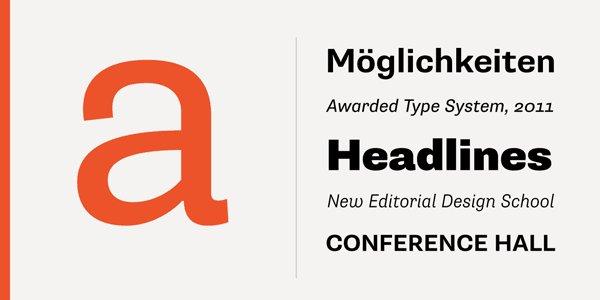 Видання Web Design Ledger назвало 8 трендових шрифтів 2020 року