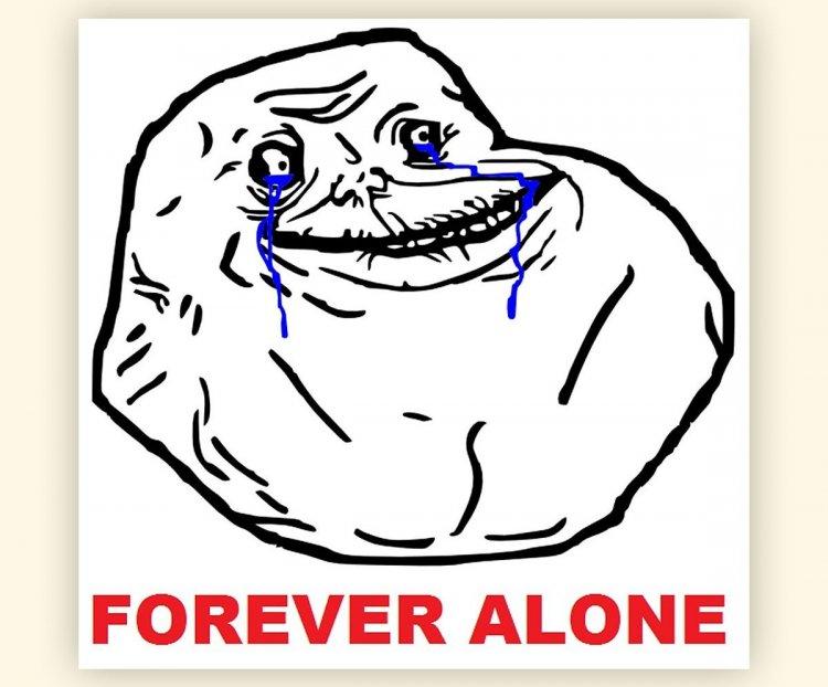 Вечно одинокий/Forever Alone (2010 год)