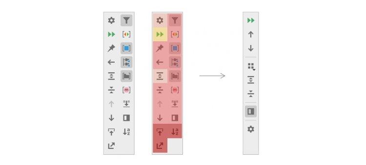 Как сделать удобный интерфейс для повседневного инструмента на примере IntelliJ IDEA
