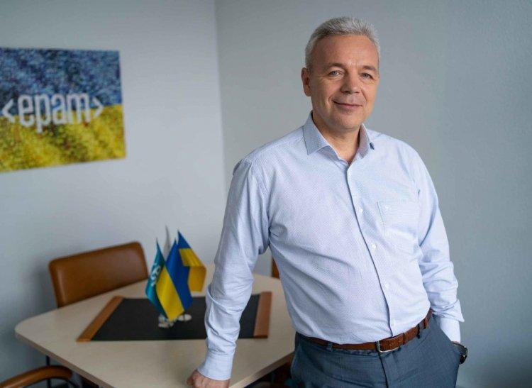 Юрій Антонюк: «Щоб втримати успіх, парадигму дій необхідно змінювати кожні три-п'ять років»