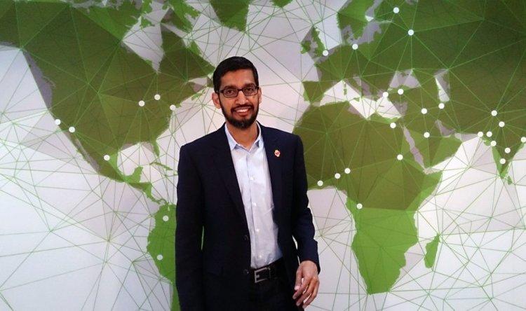 Из трущоб – в генеральные директора Google. Кто такой Сундар Пичаи?