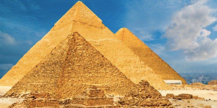 Первое управление проектами: как древние египтяне строили оригинальные небоскребы с помощью данных