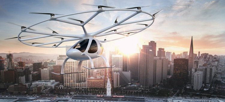 Volocopter 2X.