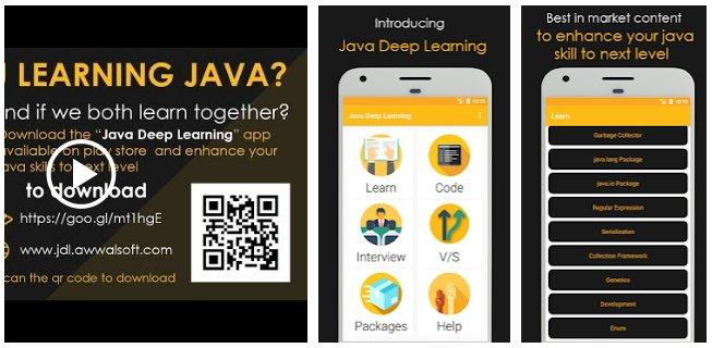 10 отличных приложений для изучения Java и не только
