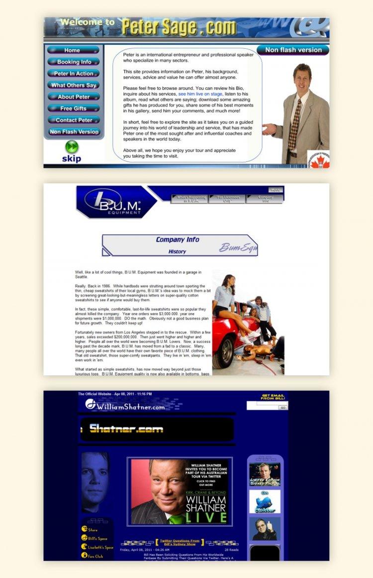 Как Джобс убил Adobe Flash. История веб-дизайна с 2010-х и до сегодня