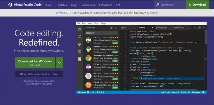 Код Visual Studio