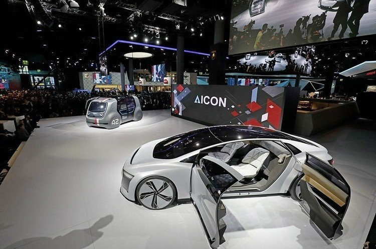 VW проти Uber, Apple і Google: автовиробник вирішив стати розробником програмного забезпечення