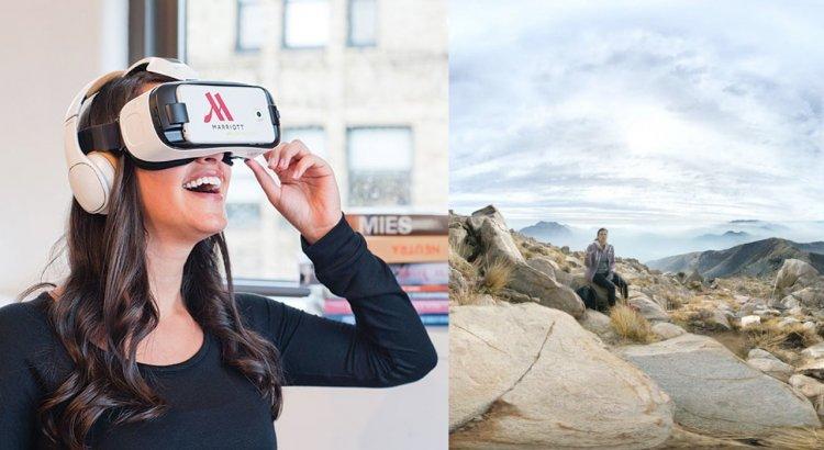 Как виртуальная реальность помогает туристической индустрии развиваться