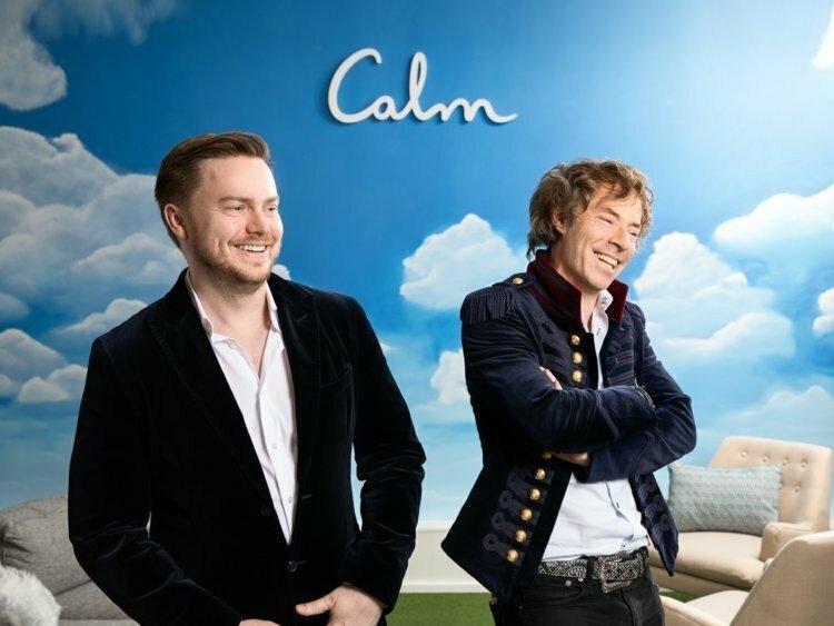 Розслабся: коротка історія сервісу для медитацій Calm
