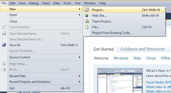 5 кроків для створення простої форми входу на C#