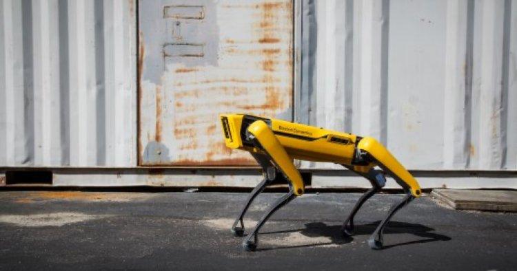 Boston Dynamics выпустила SDK для роботов Spot. Теперь для них можно писать приложения