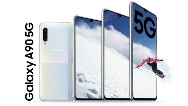 """""""Дешевый"""" 5G-смартфон"""
