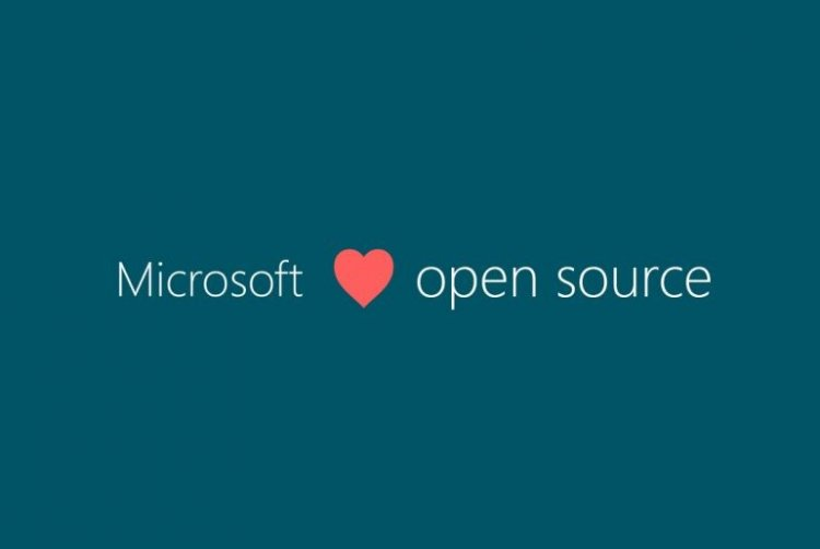 Microsoft Open Sourcing
