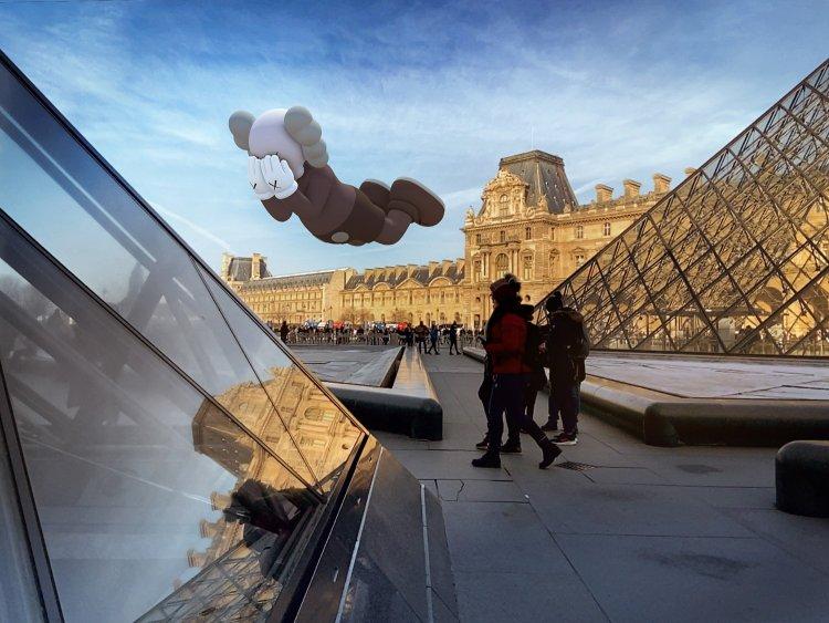 KAWS, Companion (Expanded), 2020, Париж
