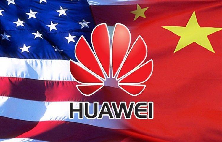 Huawei и США