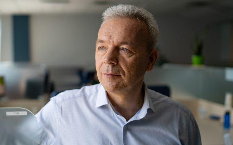 фото, Юрий Антонюк, Вице-президент, глава компании EPAMCEE