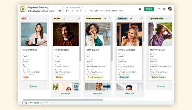 Прощай, Excel: цей сервіс об'єднає Google Sheet, Trello і Slack