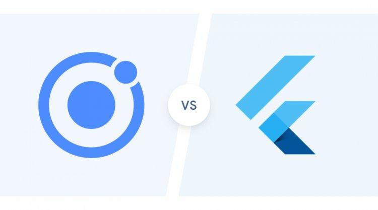 Порівняння Ionic і Flutter для розробки мобільних і прогресивних додатків